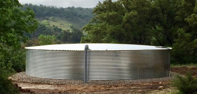 Aqualine water tank
